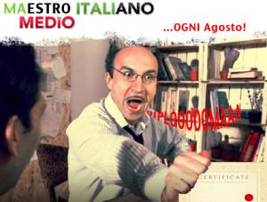 MAESTRO italiano medio