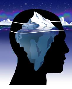 Iceberg mente