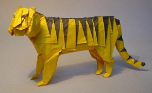 Pedigree della tigre di carta