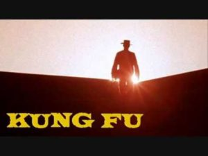 Kung fu in tv David Carradine